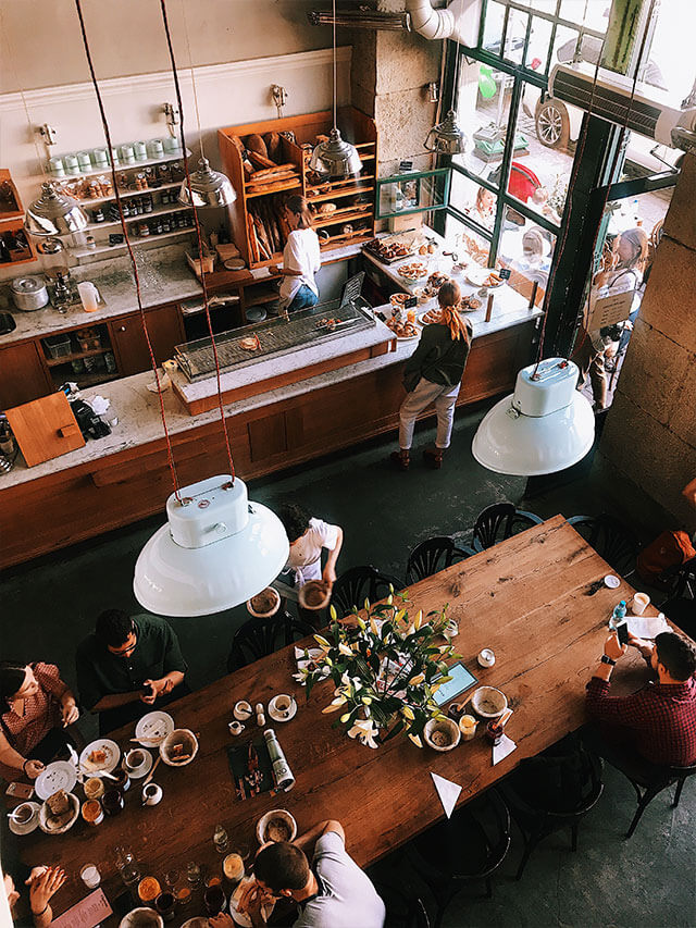Salon de thé/café/snacking